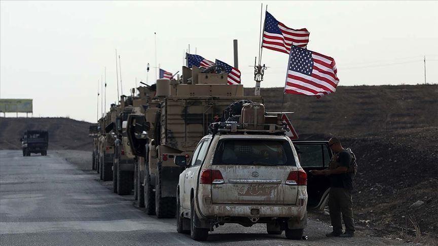 Американски конвој со 45 оклопни возила влезе во Сирија