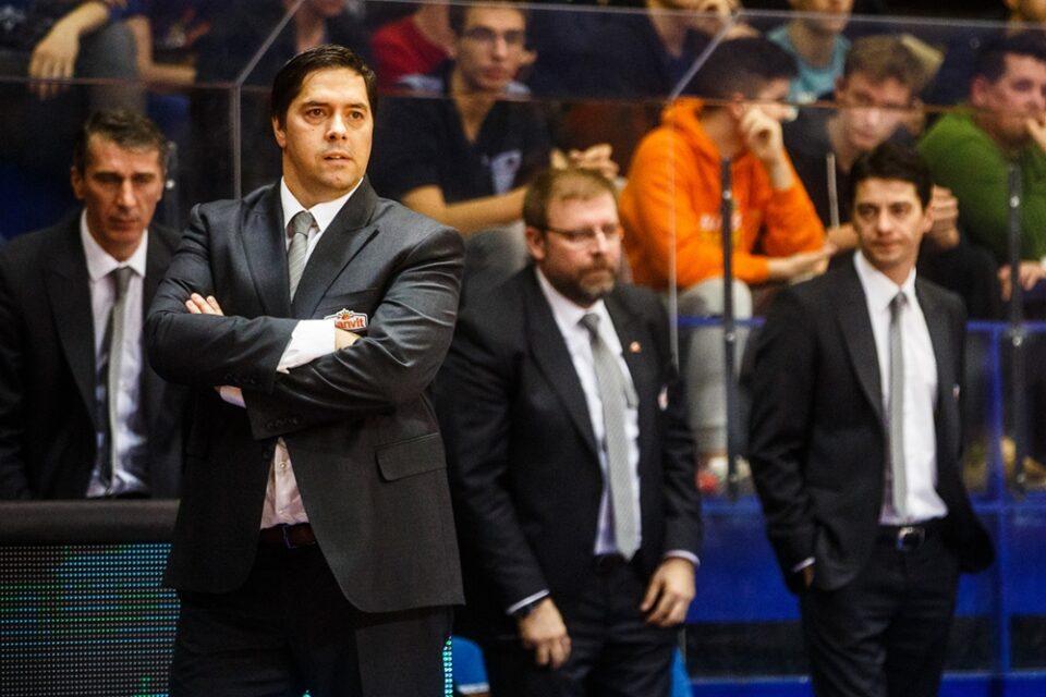 Сашо Филиповски не е веќе тренер на К.К Партизан