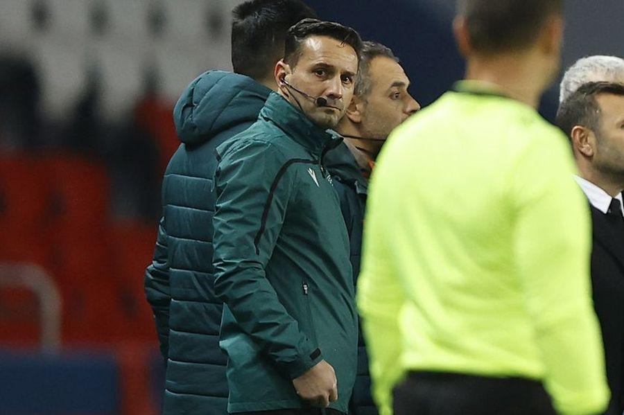 Романскиот судија од мечот ПСЖ-Бешикташ суспендиран до крајот на сезоната