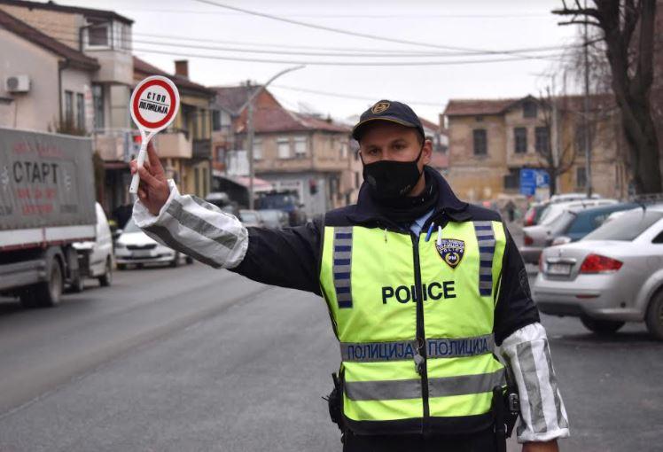 МВР: 74 санкции за брзо возење во Битола
