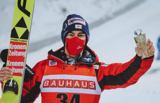 Австриецот Штефан Крафт е нов светски шампион во ски-скокови