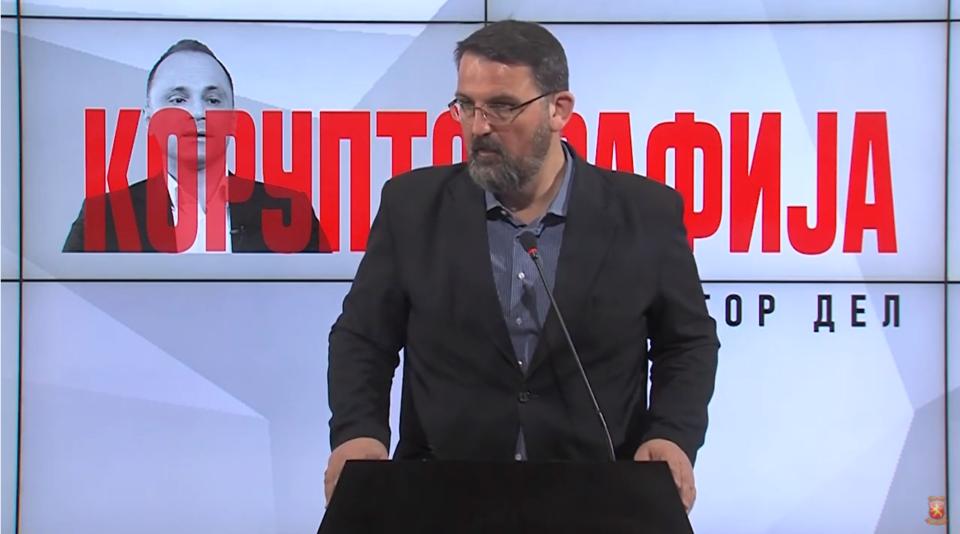 Стоилковски: Цел месец интерпелациите за Маричиќ и Николовски не се на дневен ред, отворено се сомневаме за изигрување на Парламентот