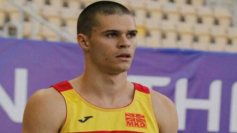 Јован Стојоски единствен македонски атлетичар на претстојното Европско првенство