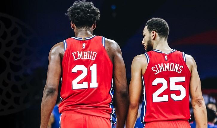 Ембид и Симонс исклучени од Ол-стар мечот на НБА лигата