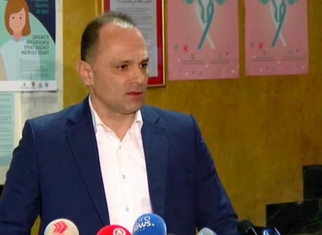 Филипче: Предлагаме лекувањето на ковид пациенти да се движи од 40.000 до 305.000 денари