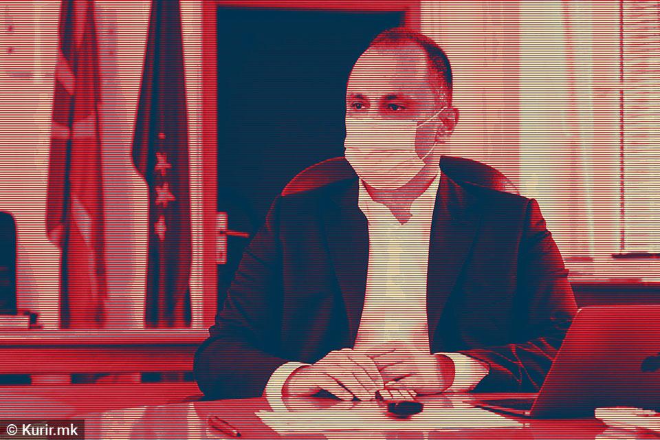 Филипче греши секој ден, ама и понатаму си е министер