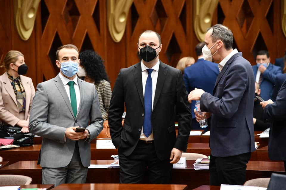 Мисајловски: Ако се сака се се може, ВМРО-ДПМНЕ гласаше за законите кои се поврзани со ковид мерките и помошта за стопанството