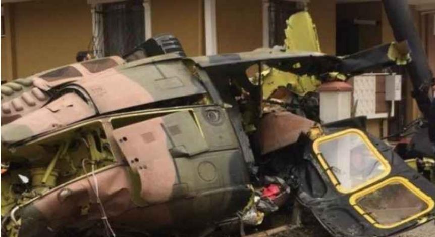 Трагедија во Турција: Девет војници загинаа, а четворица се повредени откако се урна воен хеликоптер