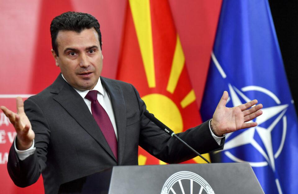 Арсовски: Криминалот и корупцијата имаат име и презиме – Зоран Заев