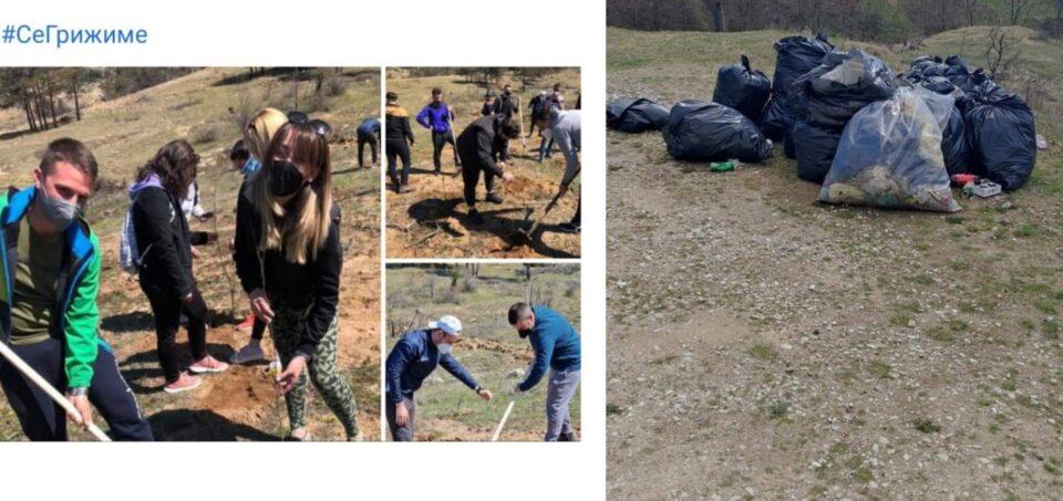 Ристески: Грета Тунберг не чисти и не сади дрва- демонстрира!
