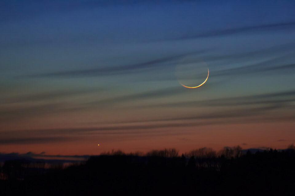 Вечерва ќе имаме млада месечина: Направете го ова до 21 часот и ќе ви се остварат желбите