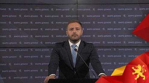 Арсовски: Една недела молк од институциите за вмешаноста на нарко картелот Заеви во нарко трговијата со марихуана