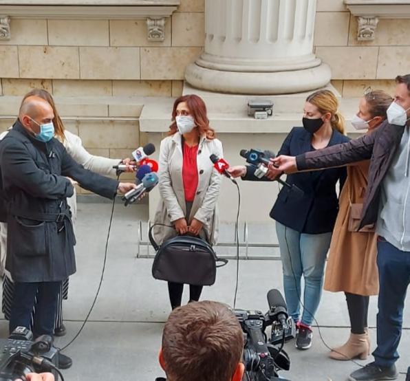 ОЈО ќе се жали на одлуката на судот да му биде одреден куќен притвор на Рашковски