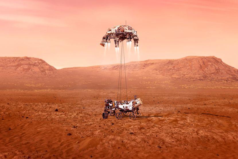 НАСА го одложи првиот лет со мини-хеликоптер на Марс: Се појавија проблеми