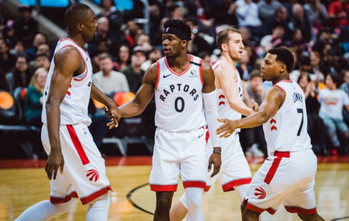 Торонто казнет со 25 илјади долари поради одморање на здрави играчи