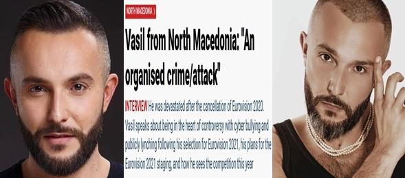 """Васил Гарванлиев самиот комплетно ја """"закашка"""" работата, а сега одново иритира, """"плаче"""" по Европа, напаѓа и обвинува за наводен """"организиран напад"""" врз него: Демек, го фатиле Васила, го… насила?!"""""""