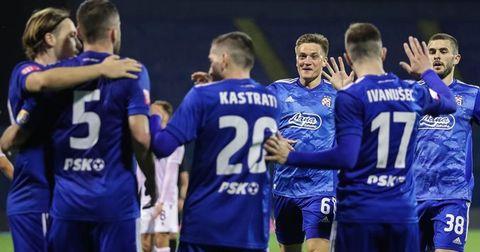 Аријан Адеми постигна гол за Динамо Загрев во Купот на Хрватска (ВИДЕО)