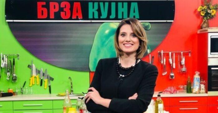 """Александра Илиевска откри мисли за новите емисии на """"Брза кујна"""" со нејзината колешка Сања Савеска"""