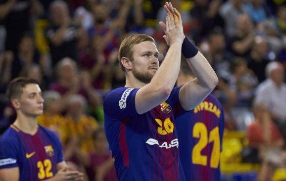 Арон Палмарсон сепак ќе замине од Барселона