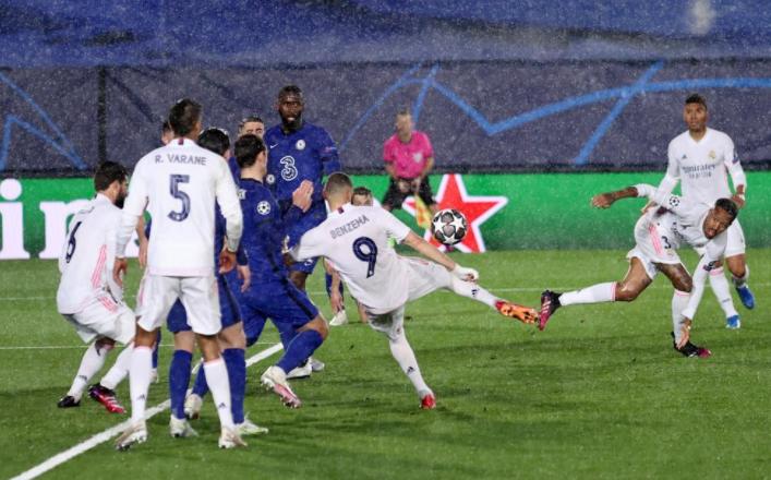 Реми на првиот меч во Мадрид помеѓу Реал и Челзи