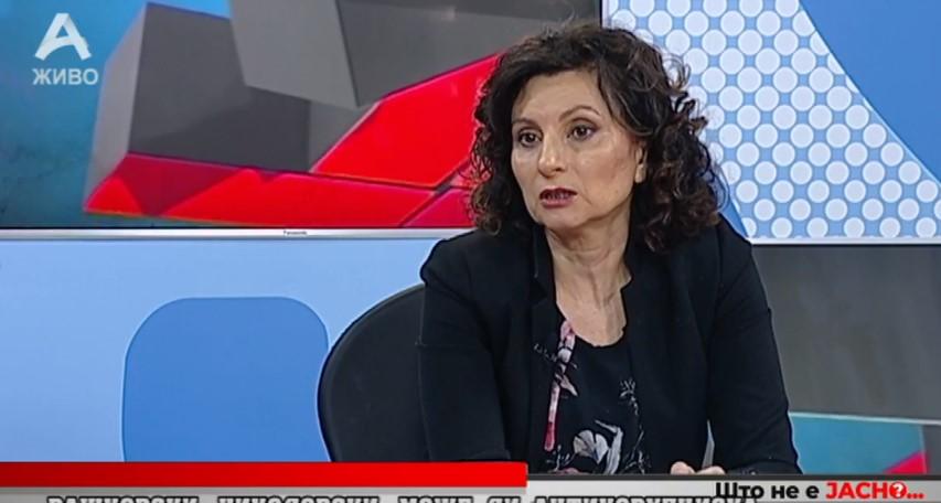 Ивановска: Во случајот Леонардо на Рашковски поради не навремено повлекување на траншите од кредитот, државата исплатила превисоки камати