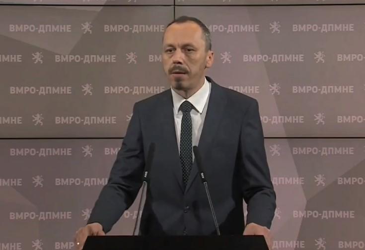 Петрушевски: Обвинителството да се охрабври и да ги испита сомневањата за незаконското работење во општина Куманово