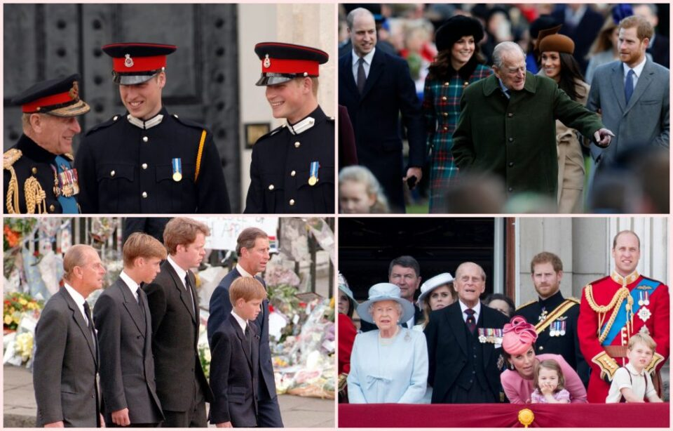 СЛЕДУВААТ ТАЖНИ МОМЕНТИ: Вилијам и Хари на погребот на принцот Филип ќе се соочат со тешките спомени од погребот на нивната мајка