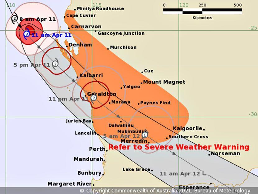 """""""Постои ризик по човечки животи"""": На Австралија и се заканува силен тропски циклон, се подготвуваат засолништа"""