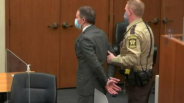 Дерек Шовин прогласен виновен по трите обвиненија за смртта на Џорџ Флојд