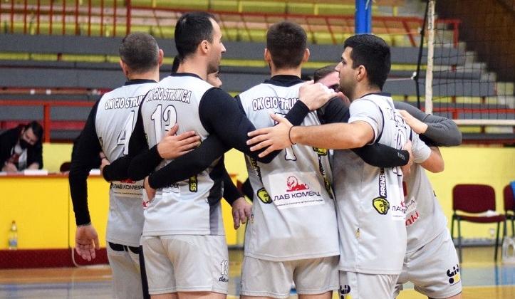 Џио Струмица шампион на Македонија во одбојка