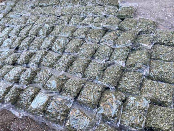 Обвинителството открива каде требала да заврши запленетата дрога во вчерашната акција