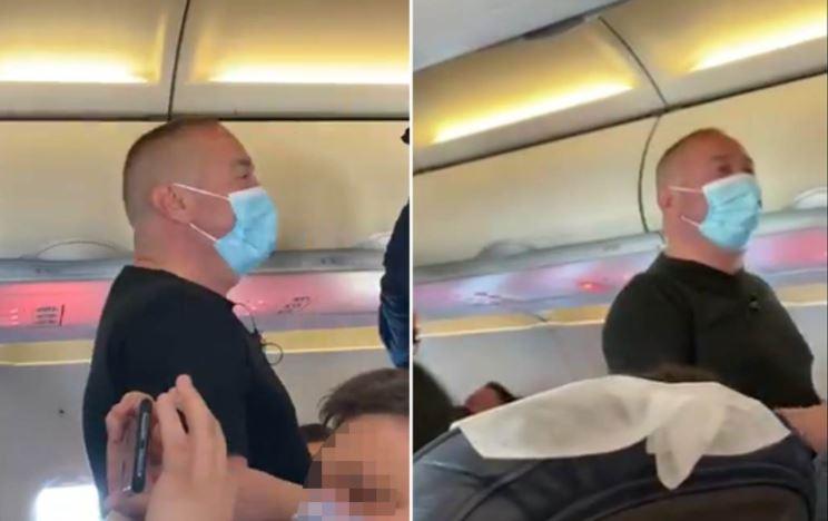 ВИДЕО: Џани направи забава во авион – Го запеа својот хит, а снимката стана хит на социјалните мрежи