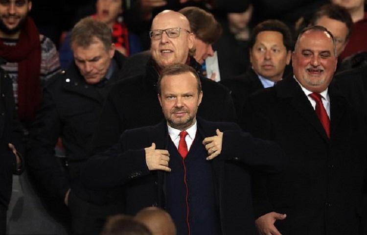 Ед Вудвард си поднесе оставка во Манчестер Јунајтед