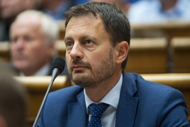 Едуард Хегер именуван за нов премиер на Словачка