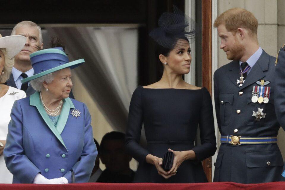 СКРШЕНАТА КРАЛИЦА ДОНЕСЕ ГОЛЕМА ОДЛУКА ЗА НА ПОГРЕБОТ: Ова го прави само поради принцот Хари, особено по отселувањето!