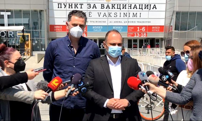 Филипче: За Велигден и Бајрам нема да има полициски час