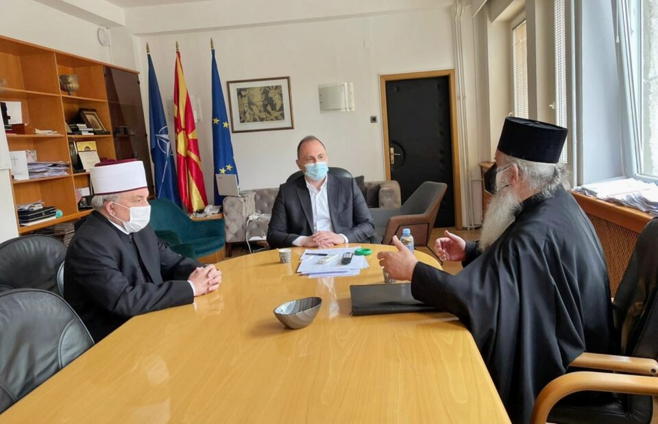 Што договорија на средба Филипче и поглаварите на МПЦ-ОА и на ИВЗ?