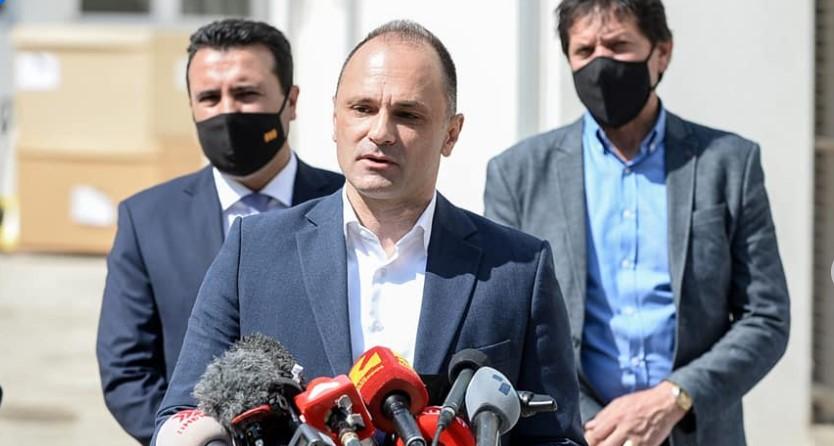 Недостиг на клексан и фраксипарин, причина за зголемената смртност во Македонија, Филипче молчи