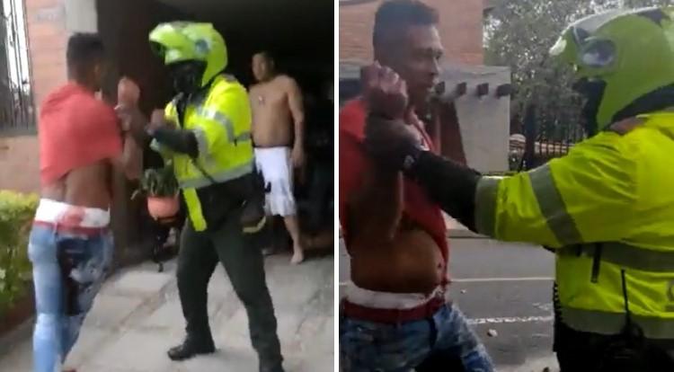 Екс-играч на Интер крвнички го тепаше својот татко, полицијата спречи убиство (ВИДЕО)