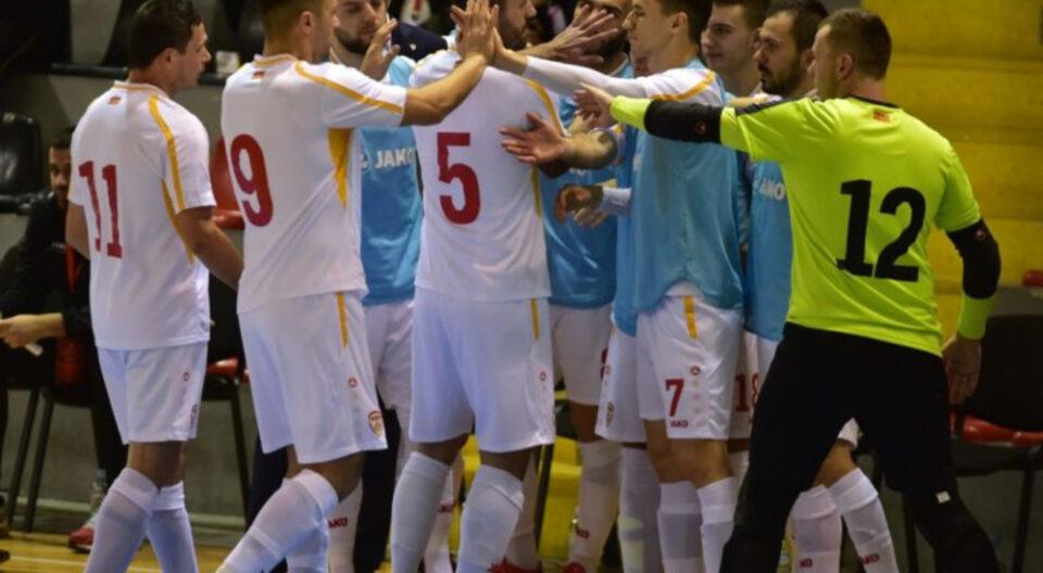 Македонската футсал репрезентација поразена од БиХ