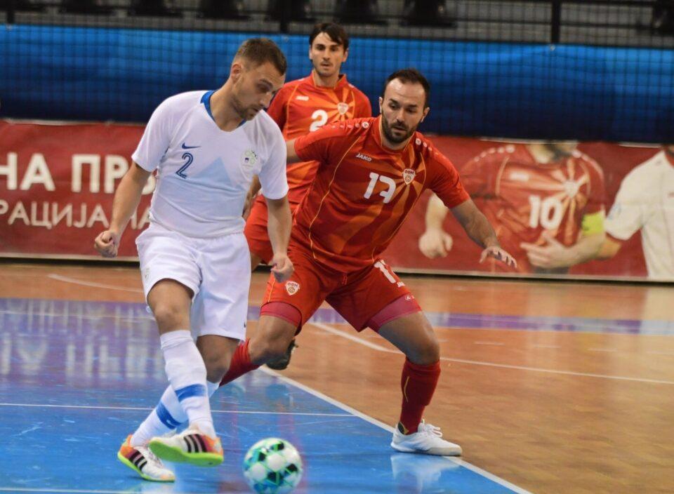 Футсал репрезентацијата доживеа тежок пораз во Романија