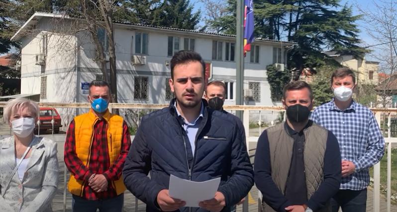 Наумоски и СДСМ никогаш повеќе нема да ја добијат довербата на младите во Ѓорче Петров