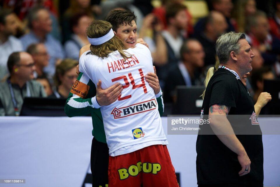 Данска без Хансен и Ландин на последните два меча од квалификациите за ЕП