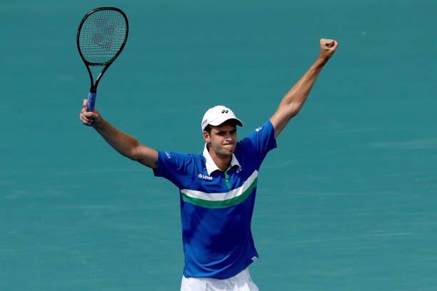 Полскиот тенисер Хуркач победник на АТП турнирот во Мајами