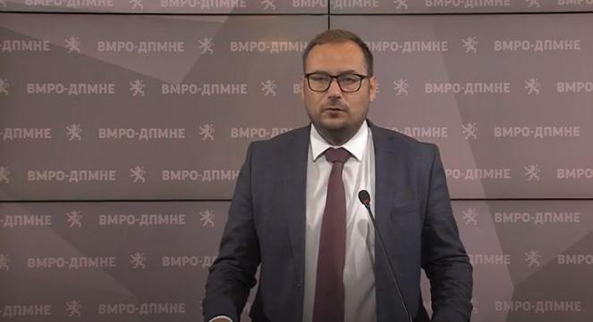 Здравковски: Власта дека нема слух докажува тоа што од неколку илјада поднесени амандмани досега во однос на сите закони, само 3-4 има прифатено владејачкото мнозинство