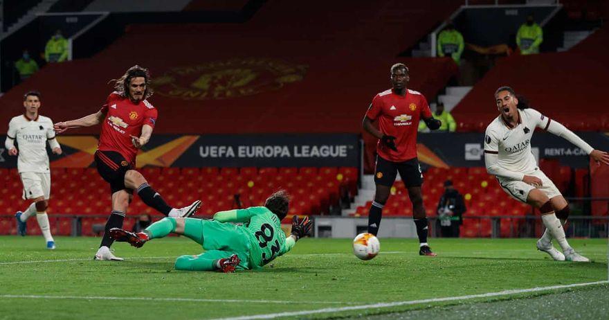 Лига Европа: Јунајтед ја прегази Рома,Виљареал со голема победа против Арсенал