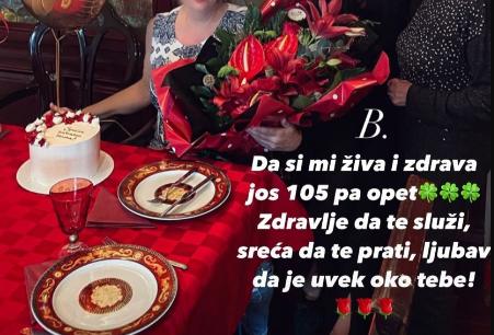 """Катарина Грујиќ ја покажа својата мајка и ги остави луѓето во неверување: """"Оваа русокоса има 62 години?"""" (ФОТО)"""