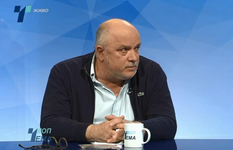Калајџиев: Политичарите да си ја гледаат работата и нека бараат вакцини, а нека кренат раце од судството, да се престане со притисок кон судиите и приказните за чистка