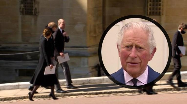 Мастер план на Чарлс: Дали ова ги охрабри Хари и Вилијам да разговараат по погребот?