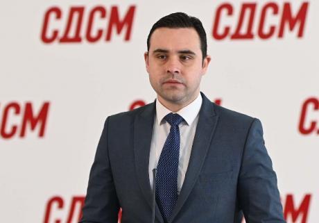 Костадинов: Партнерот на Мицкоски, Јанез Јанша пуштил нонпејпер за поделба на Северна Македонија